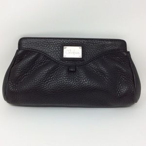 Cole Haan Small Leather Clutch